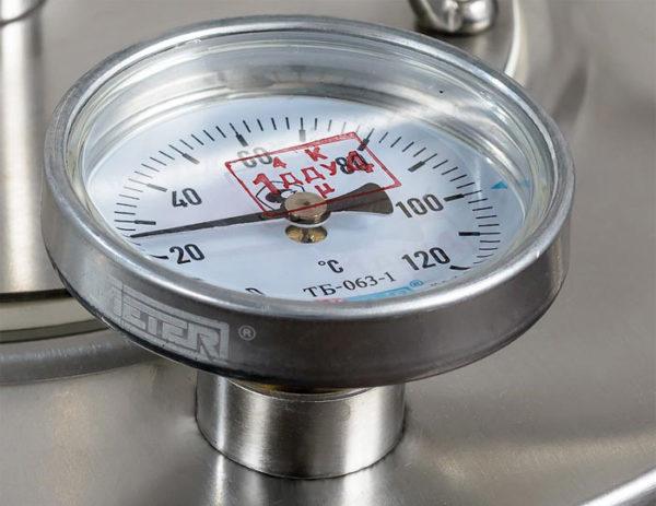 Зачем нужен термометр для самогонного аппарата