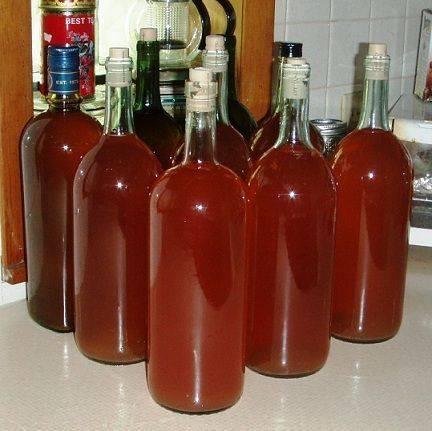 Домашнее вино не играет что делать?