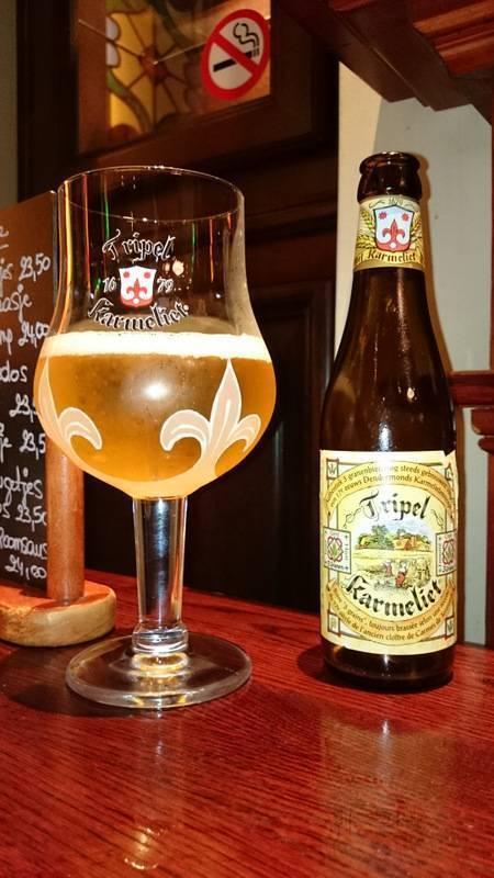 Какое бельгийское пиво самое старое?