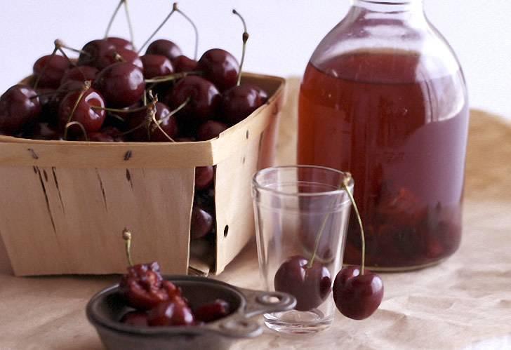 Наливка из вишни — наливка, вино, ликер и настойка из вишни: рецепты вкусного алкоголя