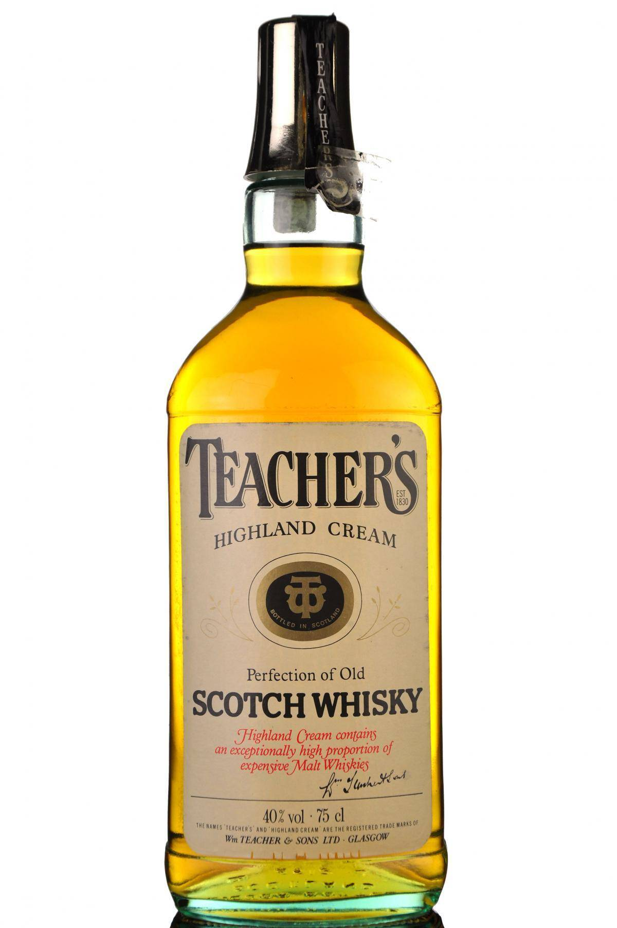 Виски тичерс (teacher's): история бренда и обзор коллекции напитков