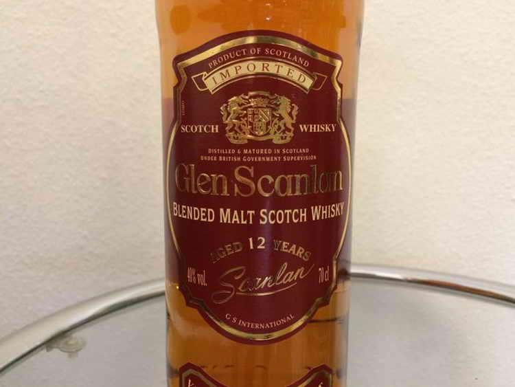 """Виски """"глен клайд ай эм"""" (glen clyde) солодовый 0.7 л крепость 40% в п/у (виски), купить в интернет-магазине «вино-сити»"""