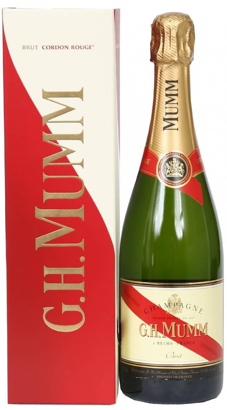Шампанское mumm: история, описание, производитель