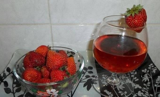 Вино из клубники в домашних условиях: простые рецепты приготовления
