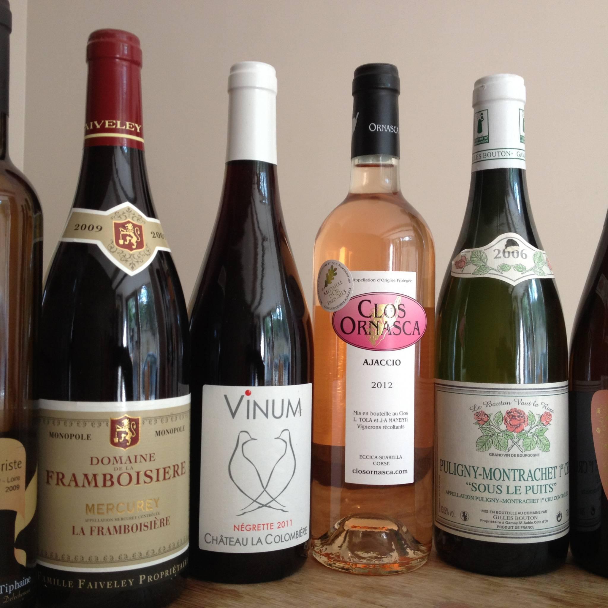 Вина прованса: красные, розовые, белые – марки и сорта
