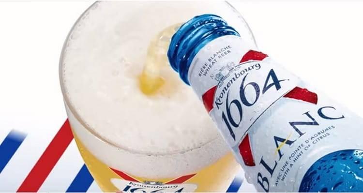 Пиво kronenbourg 1664 (кроненберг 1664): история бренда, обзор линейки бренда - международная платформа для барменов inshaker