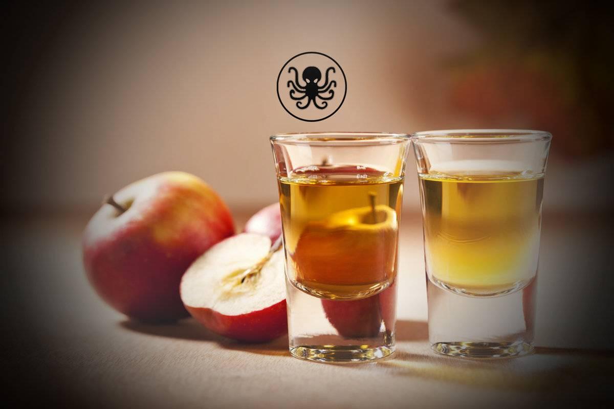 Яблочки, да в рюмочку… настойки яблочные домашние.