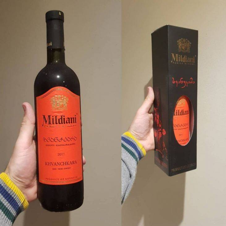 Вино хванчкара (khvanchkara): узнаем, что это такое, из каких двух сортов винограда изготавливается грузинский напиток