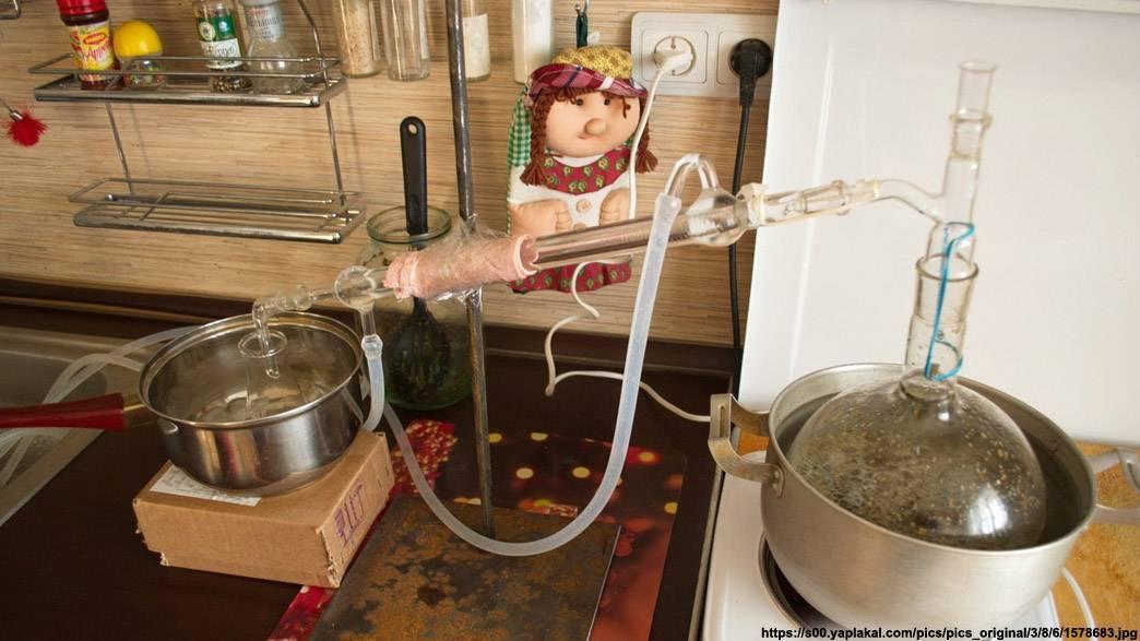 Насколько законно изготовление самогона для себя?