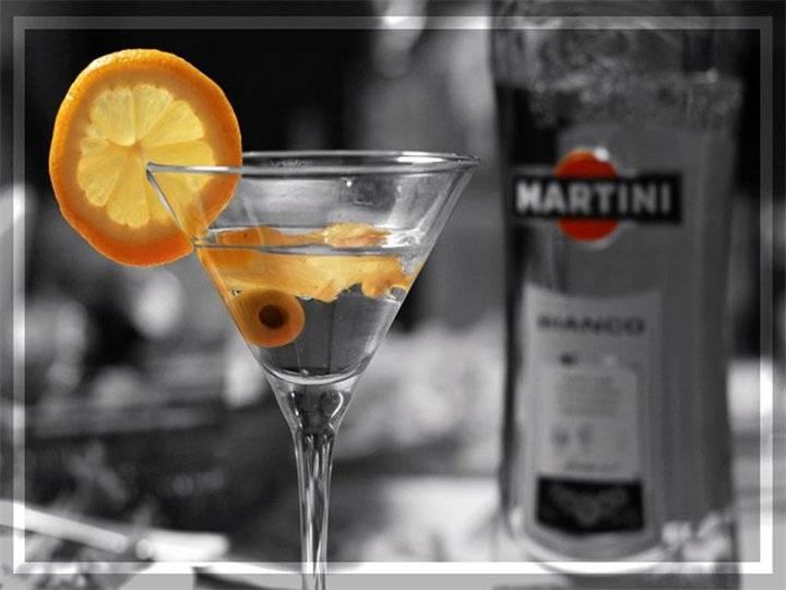 Коктейли с мартини бьянко. рецепты простые, крепкие, как сделать в домашних условиях