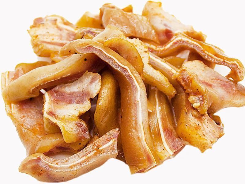 Свиные уши к пиву – 4 рецепта приготовления закуски