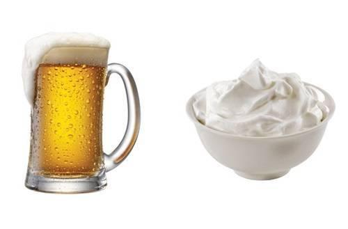 Сметана для потенции у мужчин: влияние на половую функцию, полезные рецепты с пивом и яйцами