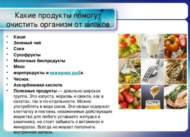 Очищение организма в домашних условиях: способы, рекомендации, рецепты