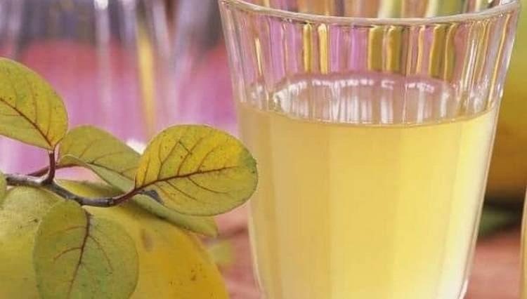 Настойка из айвы на водке: рецепты
