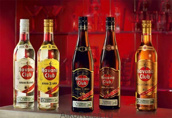 Ром: сколько градусов в бакарди и других видах алкоголя, крепость и количество оборотов в напитке