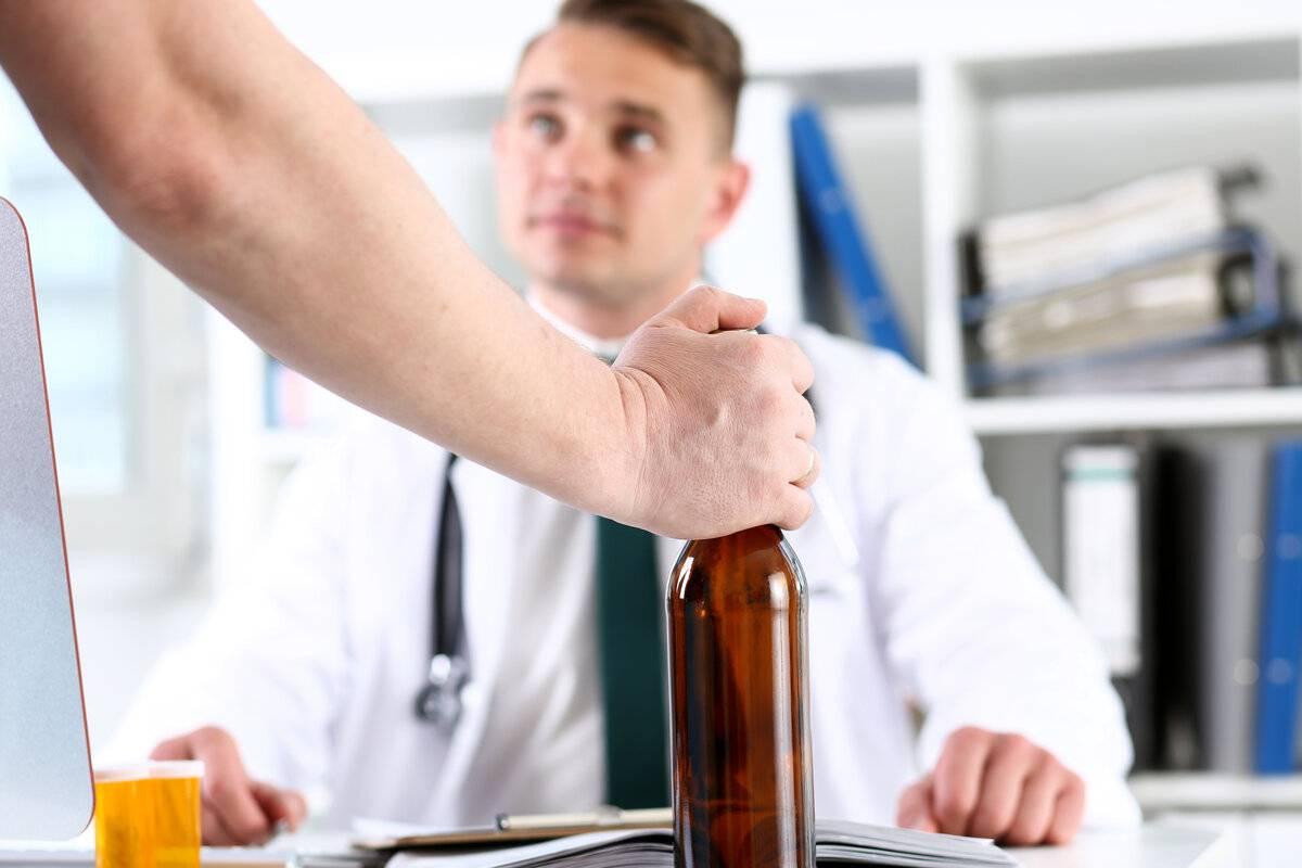 Медикаментозный вывод из запоя в домашних условиях
