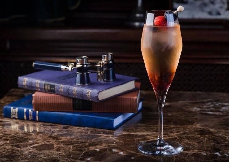 Рецепт коктейля кир рояль