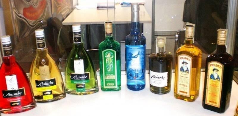 Какие бывают разновидности алкогольных напитков