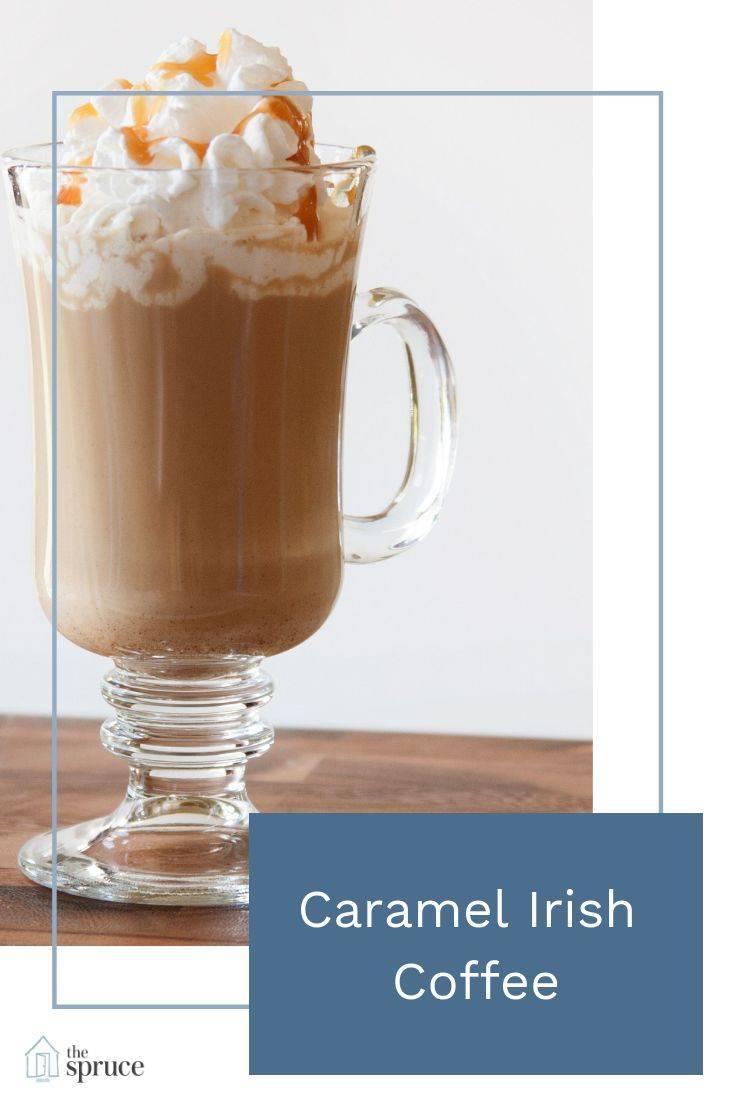 Настоящий ирландский кофе – кулинарный рецепт