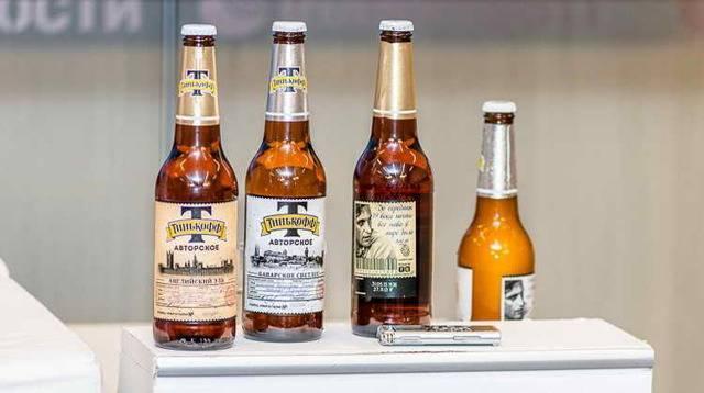 Пиво тинькофф — история бренда, описание и виды марки