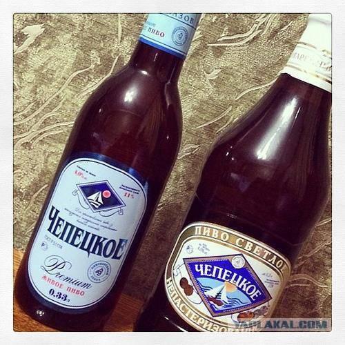 Пиво «чепецкое»: краткое описание, производитель, отзывы