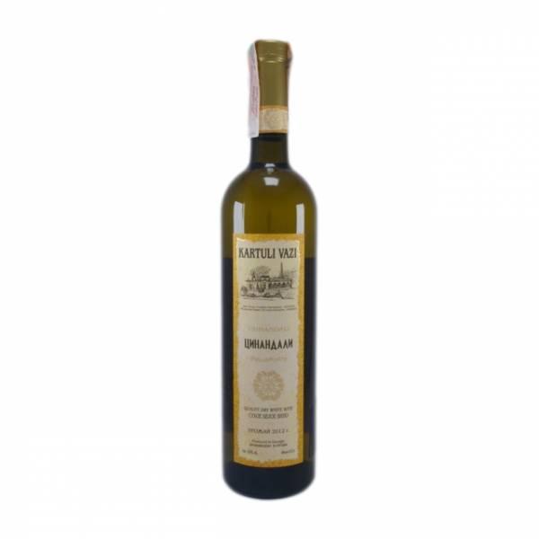 Грузинское вино цинандали белое сухое: цена отзывы