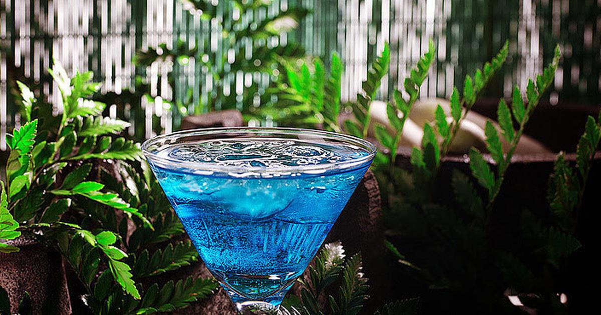Голубая лагуна алкоголь сколько градусов