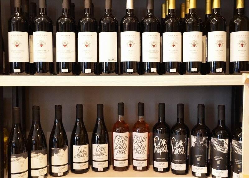 Особенности производства вина
