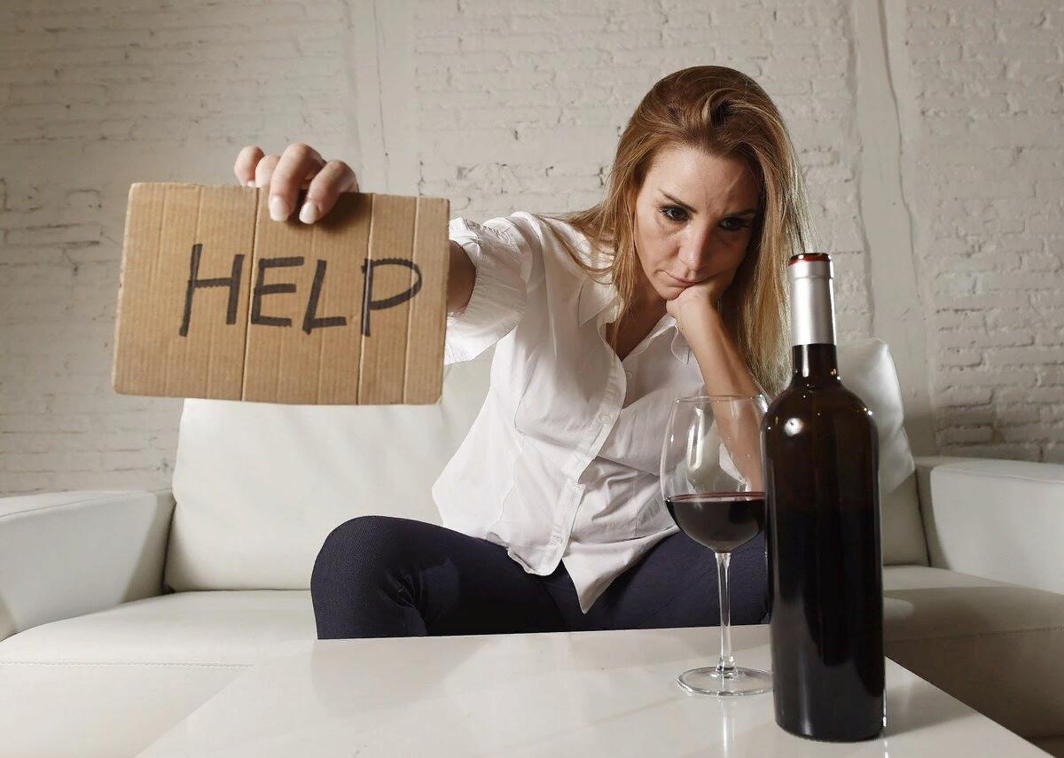 Женский алкоголизм – есть ли выход? – психология – домашний