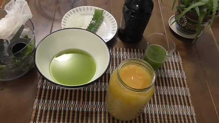 Настойка алоэ мед и кагор — приготовление и применение