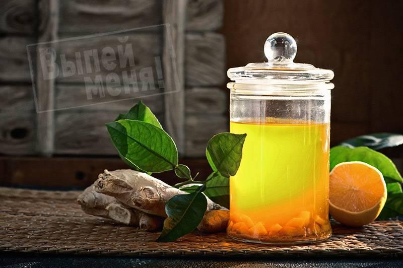 Как приготовить имбирную водку в домашних условиях