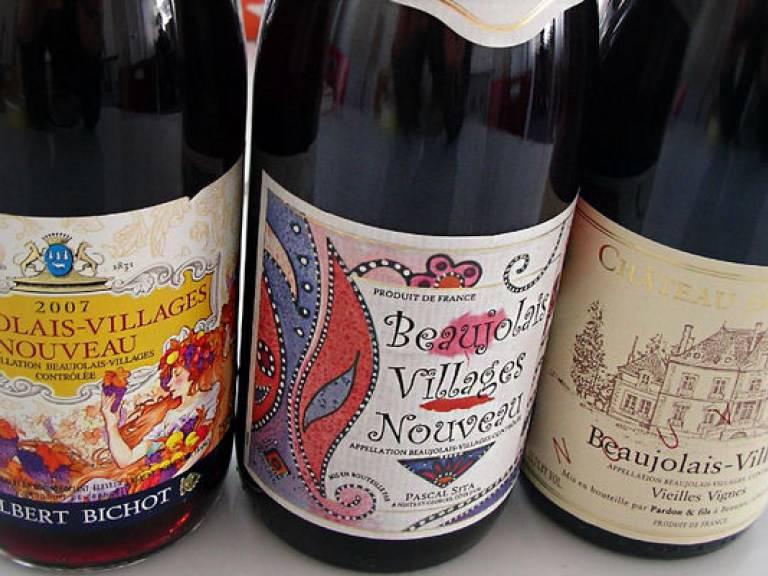 """""""божоле"""" (вино): категории. """"божоле нуво"""" - молодое французское вино"""