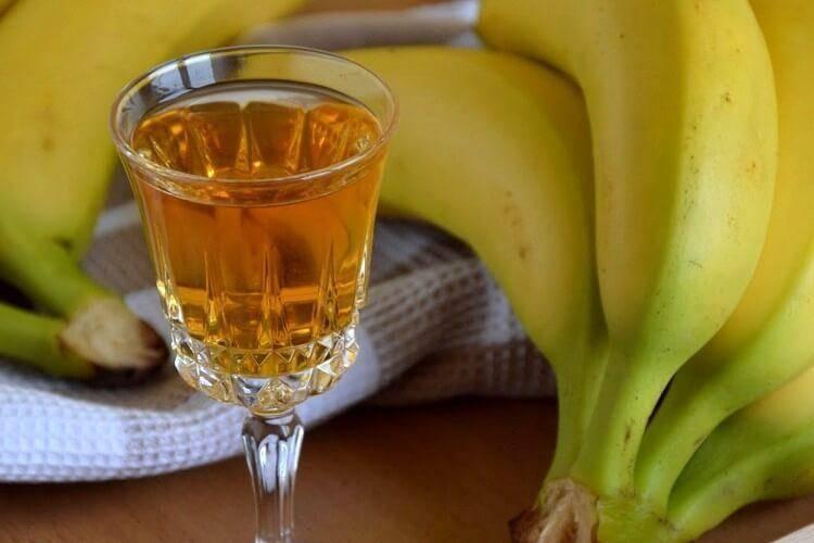 Рецепты бананового ликера в домашних условиях