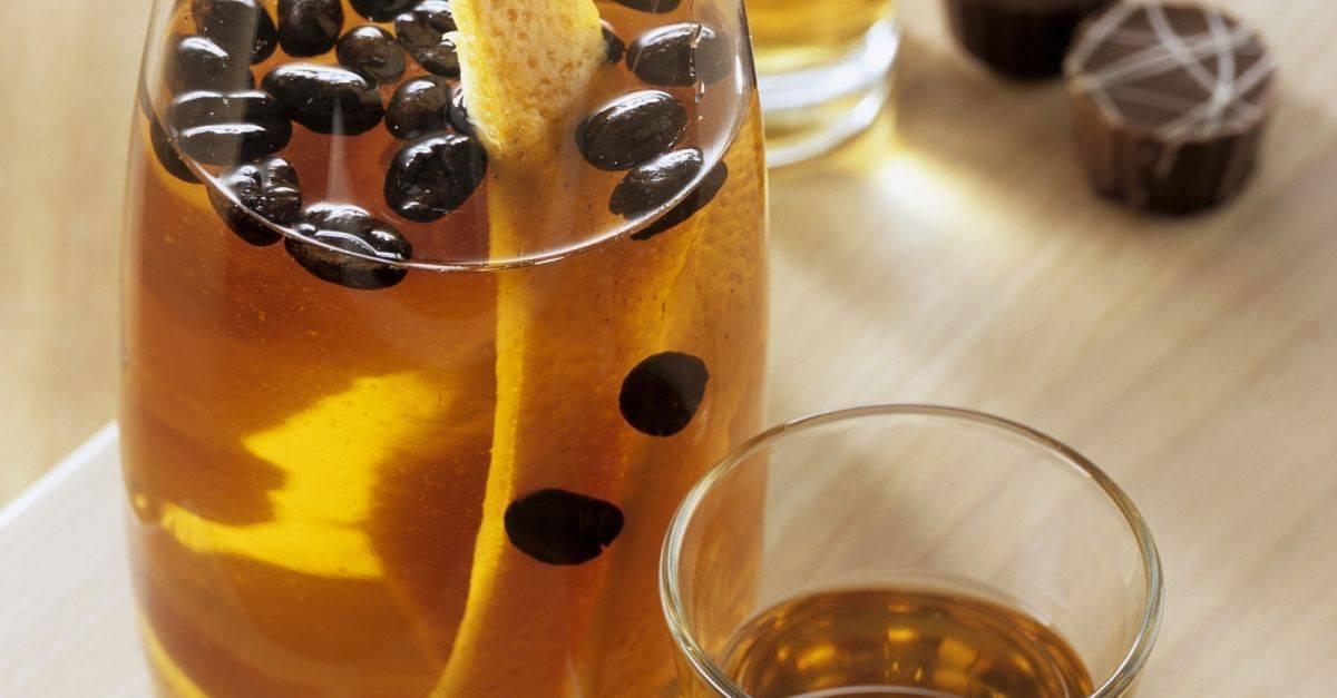 ТОП-3 лучших рецептов ароматных настоек из апельсина в домашних условиях