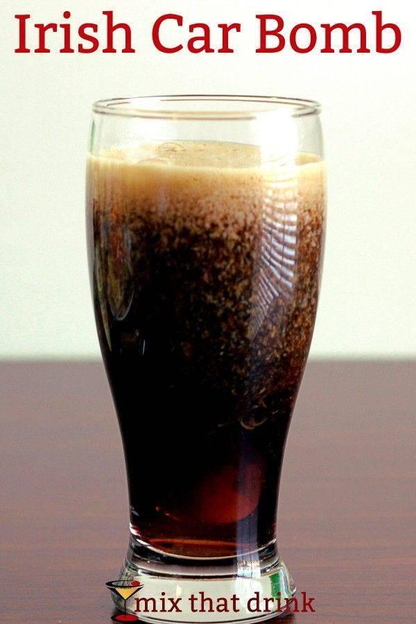 """Коктейль глубинная бомба. коктейль """"ирландская автомобильная бомба"""" – рецепт приготовления ирландская бомба"""