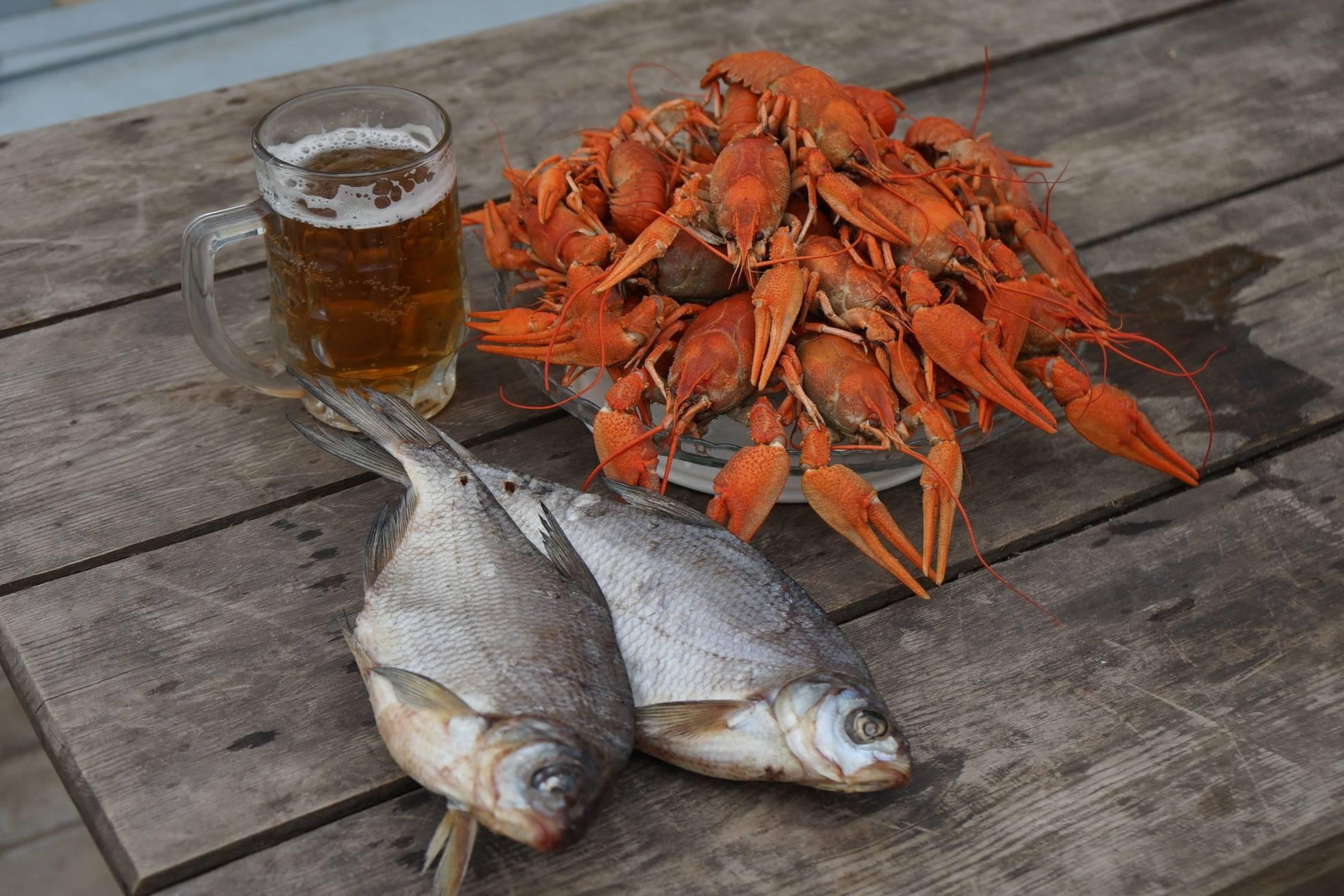 Самая вкусная рыба к пиву