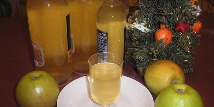 Рецепты яблочных наливок. пей вкусно, живи… жди долго!