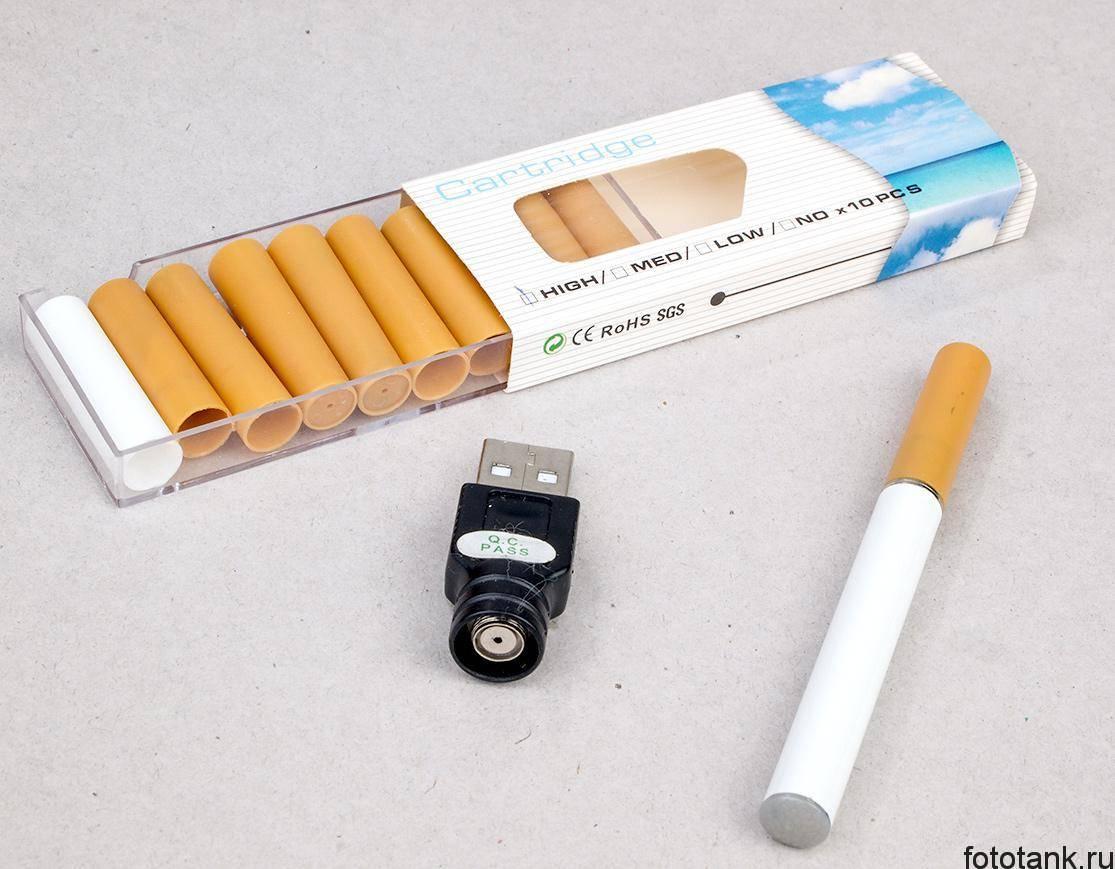 Электронная сигарета своими руками - электрика