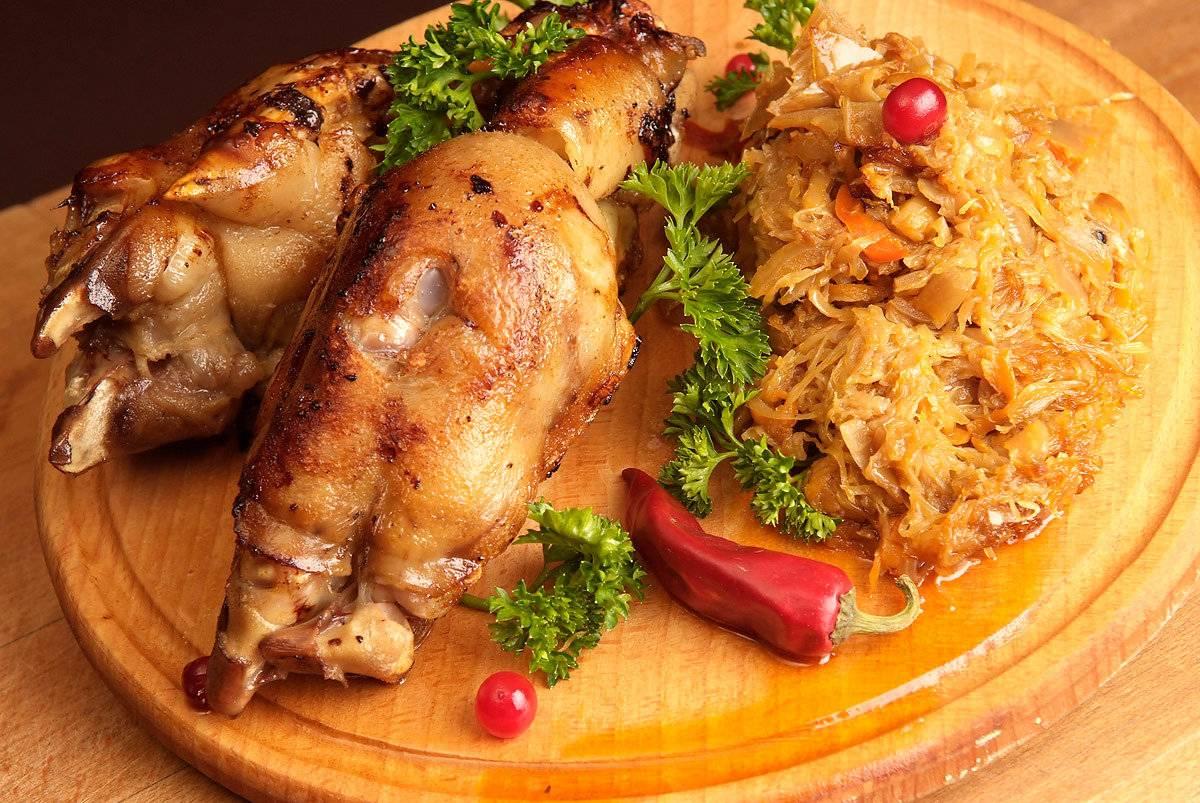 """Свинина в пиве с картофелем """"айдахо"""" – кулинарный рецепт"""