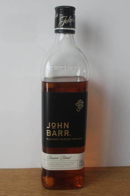 Виски john barr (джон барр): описание, стоимость и отзывы