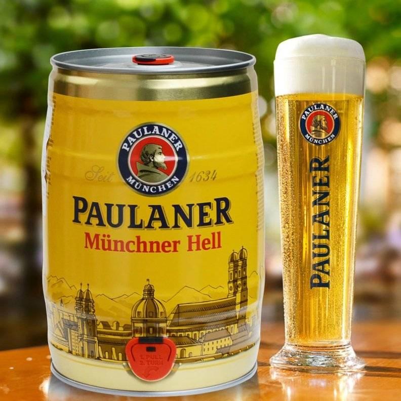"""Пиво """"пауланер"""" (paulaner) - настоящее немецкое качество"""