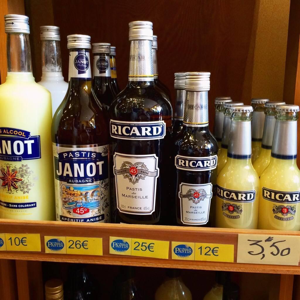 Настойка ricard anise (рикард анис) — описание напитка и его изготовление