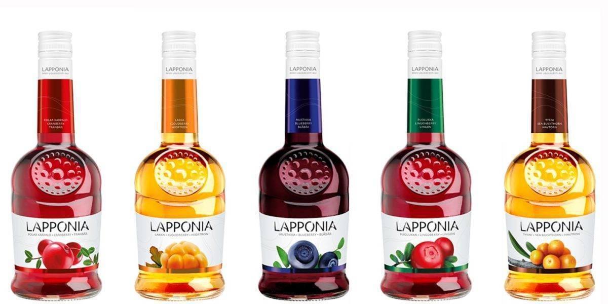 Обзор ликера Лаппония