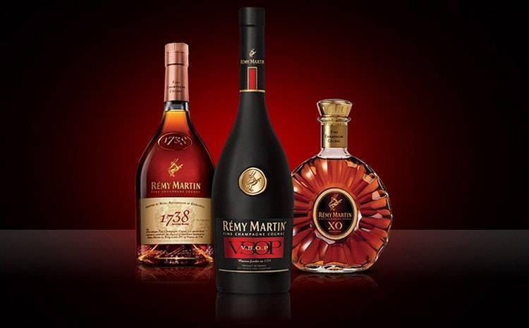 Коньяк r?my martin (реми мартин) - описание, цена и отзыв