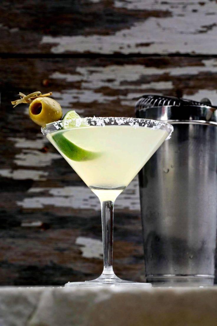 Коктейли с мартини ? [20 лучших рецептов] - готовим коктейли легко!