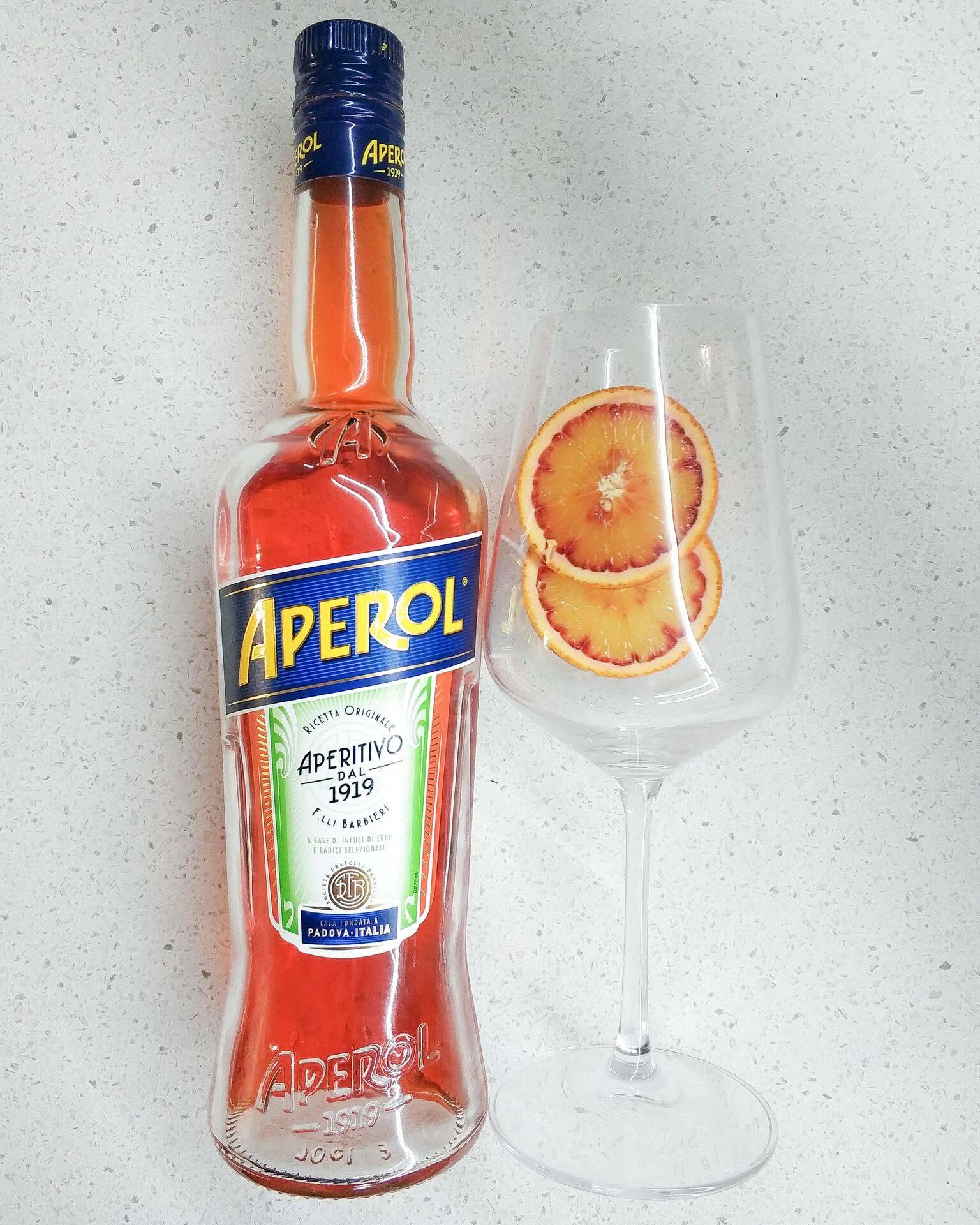 Как приготовить коктейль апероль шприц по пошаговому рецепту