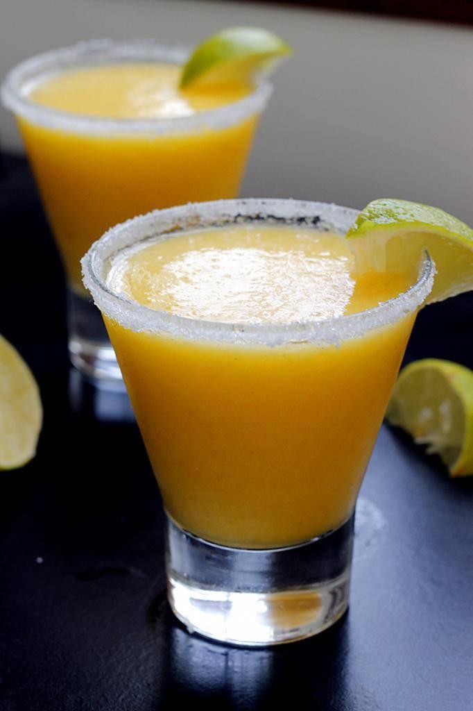 Коктейли с апельсиновым соком — 62 рецепта с фото