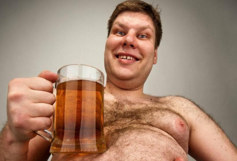 Толстеют ли от пива женщины и мужчины, польза и вред пенного