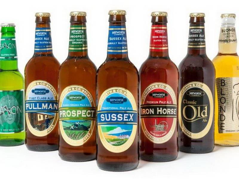 Английское пиво: марки, сорта, бренды и история