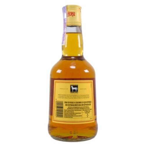 White horse: виски из шотландии